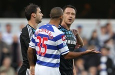Clubs call for 'celebration of football' as Terry and Ferdinand prepare to meet