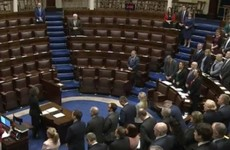 Poll: Do you think TDs should stand during the Dáil prayer?
