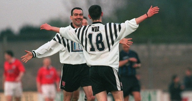 The steely Scotsman who became Irish football's perennial party pooper