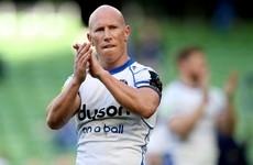 Peter Stringer set to leave Sale at the end of the season