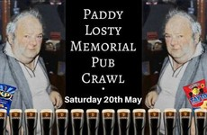Some genius has organised a pub crawl in honour of Pintman, the best Irish meme of 2017