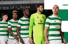 Celtic release new retro kit to mark 50th anniversary of the Lisbon Lions' European triumph