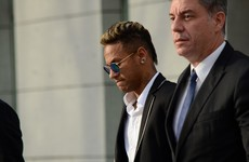 Neymar ordered to stand trial for alleged fraud regarding his transfer to Barcelona