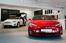 Tesla has opened its first Irish showroom - but buyers may wait four months for cars