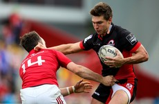 Former Ulster winger retiring at 26 to start a new career in the financial sector