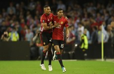 Rashford's moment of brilliance hands Man United away win in Europa League semi-final