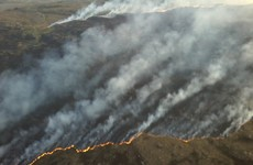 It took 32 hours to quell a gorse fire which spread over 4,000 acres of 'outstanding natural beauty'
