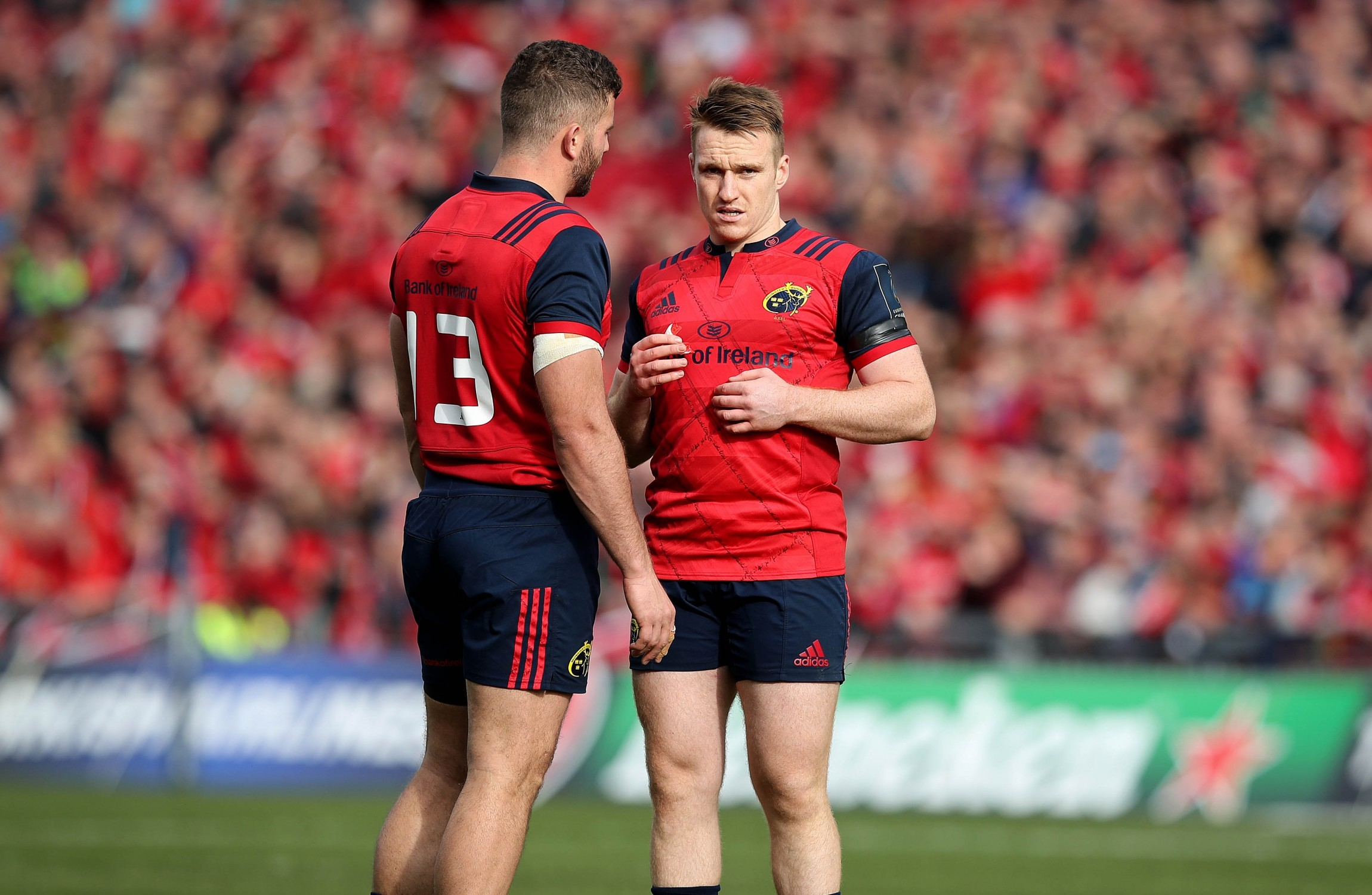 Munster finish the PRO12 season at the top of the table