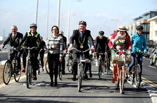 Good news for cyclists: This new 2km route along Clontarf has been declared open