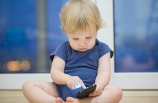 Giving toddlers tablets and smartphones can 'harm their speech development'
