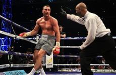 Forget Joshua rematch, Klitschko should wind down – Hopkins