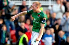 Huge night in title race as Cork City stretch lead to 14 points and Dundalk drop to third