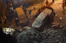 Video: two buildings collapse in Rio de Janeiro