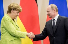 Putin backs probe into violence against gay men in Chechnya after Merkel pressure