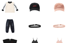 Kim Kardashian and Kanye West's mad new clothing line features chokers for babies