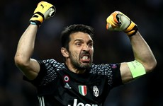 'You are deader than the dead' - Juventus keeper Buffon hammers fans after Torino graffiti