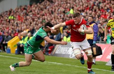 Connacht end with a whimper as 7-try Munster roar to Pro12 summit