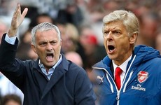 'I hope Wenger keeps his job at Arsenal' - Mourinho