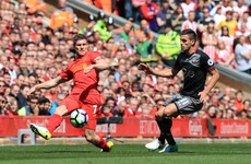 As it happened: Liverpool v Southampton, Premier League
