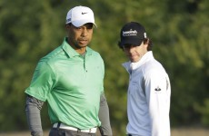 Rory's start leaves Tiger and Luke in the shade