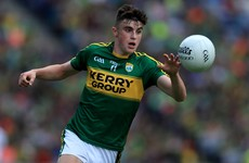 Rising Kingdom star O'Shea shines as Kenmare set up club final clash with Crokes