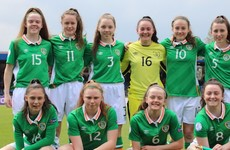 Ireland's youngsters bow out of European Championships with creditable draw