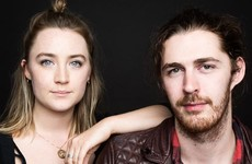 Saoirse Ronan and Hozier have been spotted on a 'string of dates'...it's the Dredge