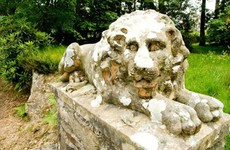 National Trust appeals for photographs of stolen stone lions