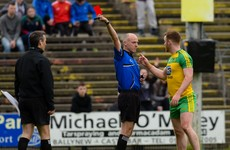 Cormac Reilly back in mix to referee football championship after being left out last year