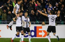 Profits at Dundalk shot up twentyfold after their historic Europa League campaign