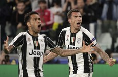 Alves-inspired Juventus cruise to Champions League final
