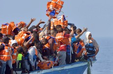 Up to 245 people, including five children, feared dead in Mediterranean shipwrecks