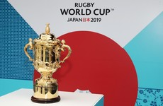 Watch: Rugby World Cup pool draw live from Japan
