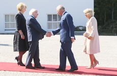 Prince Charles says it would be a tragedy if British-Irish relations broke down