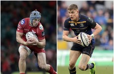 'They're both really exciting' - Ringrose and Davies set to go head-to-head