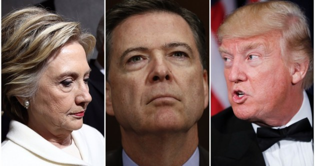 From 'Lock her up' to 'You're Fired': The incredible timeline of Trump, Comey, Clinton and Russia