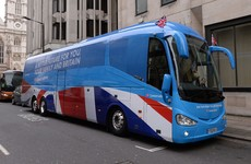 'A cloud over British politics': Tories won't face criminal charges for Battlebus expenses