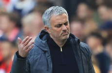 Mourinho demands more from Manchester United fans