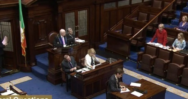 As it happened: Brexit's top negotiator reassures Dail 'the Irish interests will be the union's interest'