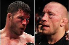 'We're not waiting anymore': Dana White says GSP comeback title fight v Bisping is off