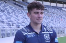 'It's extremely overwhelming' - Surprise for Kerry youngster at Aussie Rules breakthrough