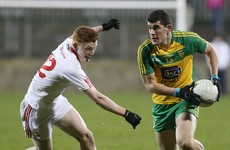 Talented young Donegal forward drops off the squad to travel to the US