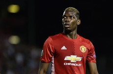 'If that's what Man United are going to pay, that's what they're going to pay' - FA chief defends Pogba deal