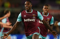 Michail Antonio signs new contract with West Ham
