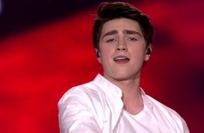 Everyone reckons that Ireland's Eurovision entrant is the spit of Justin Trudeau