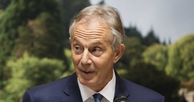 Tony Blair says language of Good Friday Agreement will have to be amended due to Brexit