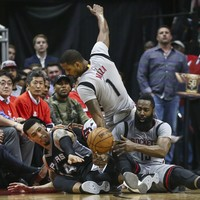 Spurs humble Rockets as Harden's MVP-worthy season ends in a whimper