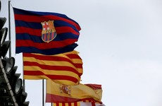 In or out? Barcelona are treading a fine line in the Catalan independence debate
