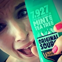 This woman has issued a rather hilarious warning about using minty shower gel on your bits