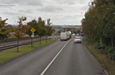 South Dublin road closed after eight-car-collision